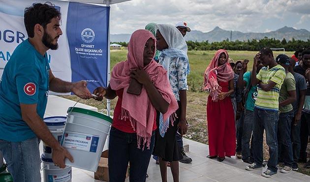 TDV'den Ramazan'da 8 milyon 500 bin liralık yardım
