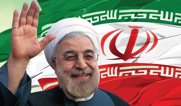 İran'dan Katar'a moral desteği