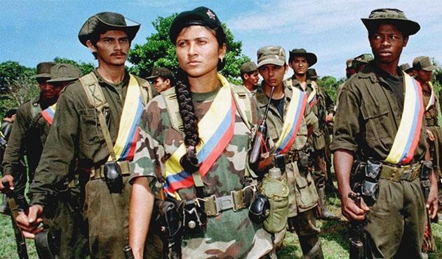 FARC'ın hükümete teslim ettiği altınlar 256 kilograma ulaştı