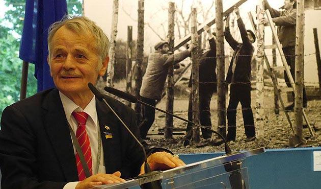 Kırımoğlu: Kırım'ı asla terk etmeyi düşünmüyoruz