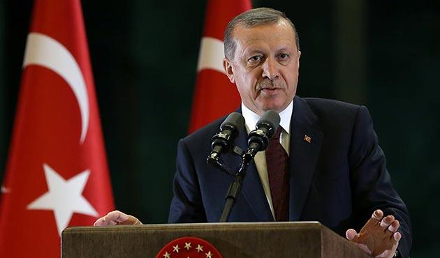 Cumhurbaşkanı Erdoğan'dan CHP'nin yürüyüşüne sert eleştiri