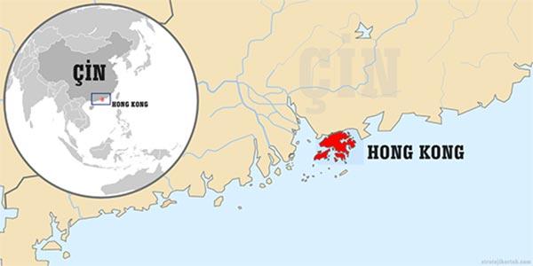 Hong Kong Çin'e devredildi