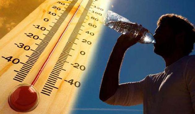 İstanbul'da hissedilen sıcaklık 45 dereceyi aşacak