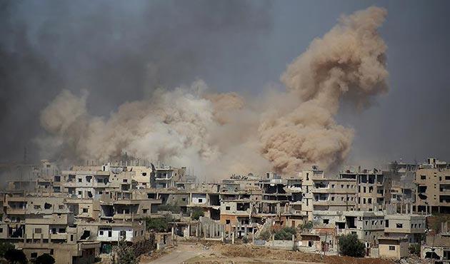 Suriye'de son 6 ayda 5 bin 381 sivil hayatını kaybetti