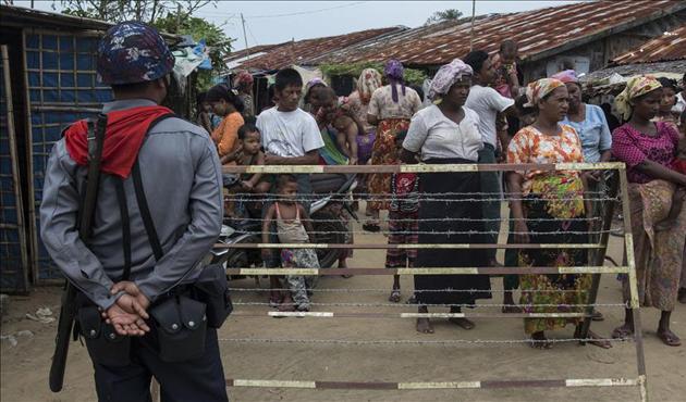 Myanmar hükümeti Arakan'daki 3 mülteci kampını kapattı