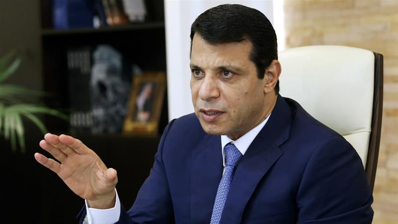 Suriye masasında PKK'yı Dahlan temsil edecek