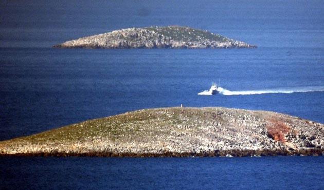 Yunan Sahil Güvenliği'nden Türk gemisine uyarı ateşi