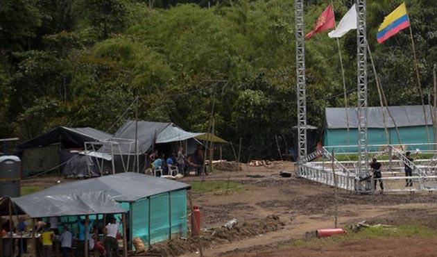 Kolombiya'da 320 FARC üyesine af
