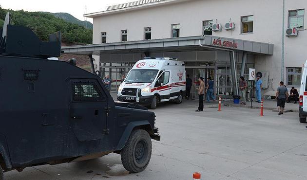 Hakkari'de terör saldırısı: 3 asker yaralı