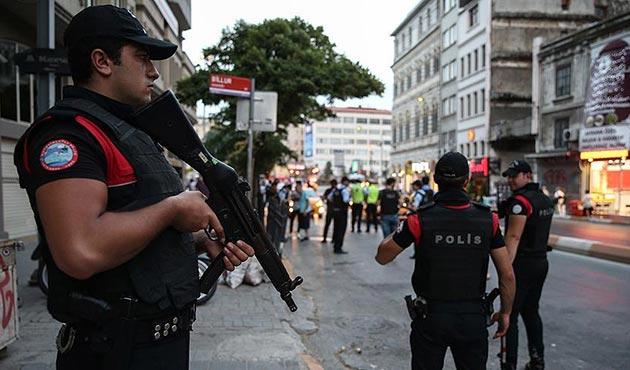 İstanbul'da terör olayları yüzde 58 azaldı