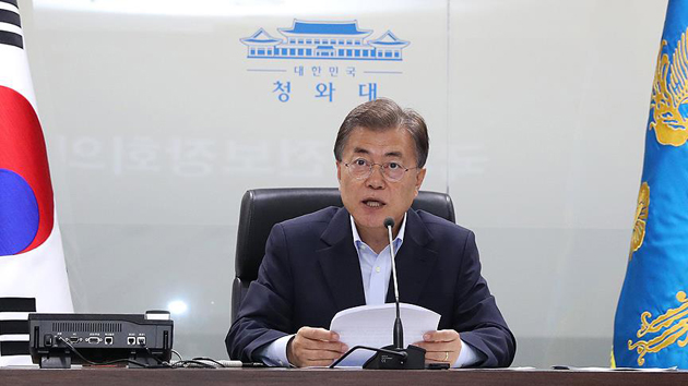 Güney Kore'den Kuzey Kore'ye 'kırmızı çizgi' uyarısı