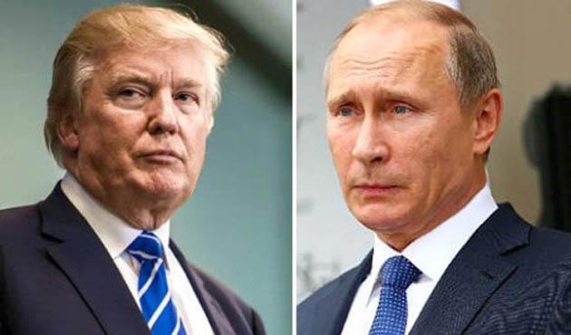 Trump'tan Rusya yorumu