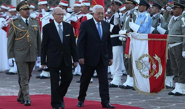 Abbas, Sibsi ile Ortadoğu barış sürecini görüştü