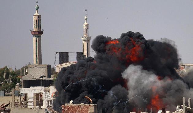 Esed, Suriye'nin güneyindeki sözde ateşkesin süresini uzattı