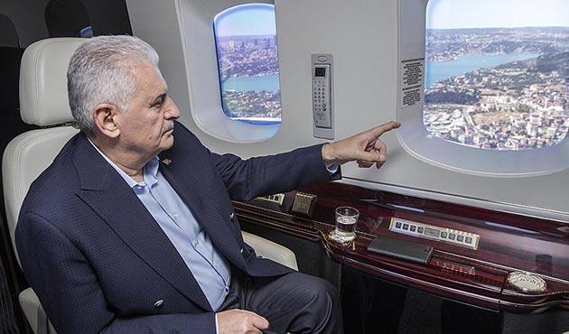 Başbakan Yıldırım: 3. Havalimanı 29 Ekim 2018'de hizmete alınacak