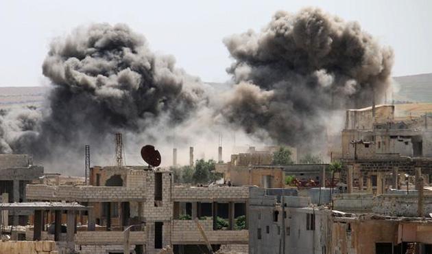 Esed Suriye'deki ateşkesi ihlal etti