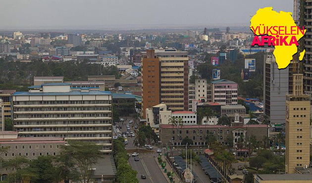 Doğu Afrika'nın dünyaya açılan kapısı: Kenya | FOTO