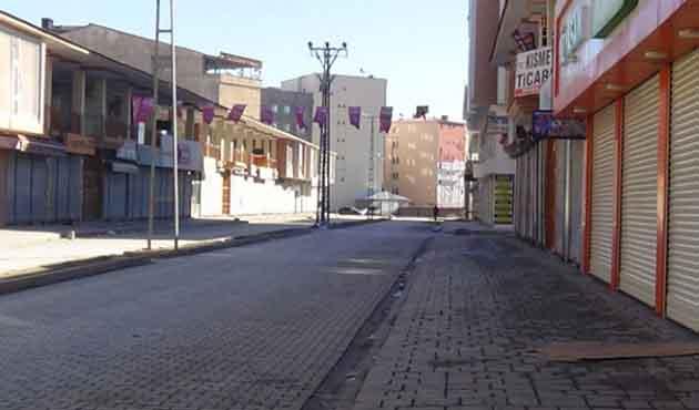Muş'ta 15 bölgede sokağa çıkma yasağı