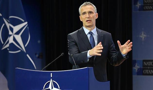NATO Genel Sekreteri Stoltenberg Japonya'da