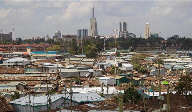 Kenya'da zengin ve fakir arasındaki devasa uçurum