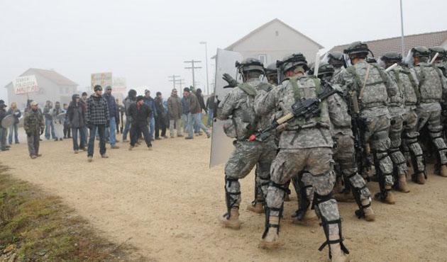 ABD Kosova'ya bir tabur daha gönderiyor