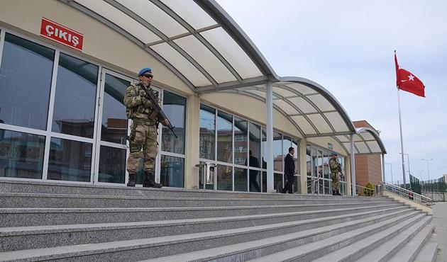 Sabiha Gökçen Havalimanı'nı işgal davasında 11'inci duruşma