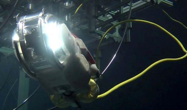 Fukuşima'ya gönderilen su altı robotu ilk görüntülerini geçti