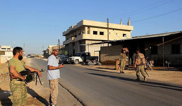 Suriye'de çatışan muhalif gruplar arasında anlaşma sağlandı