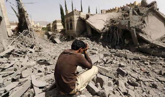 Yemen'deki koalisyon güçlerinden 'hatalı' saldırı