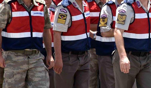Jandarma terfi ve tayinleri açıklandı