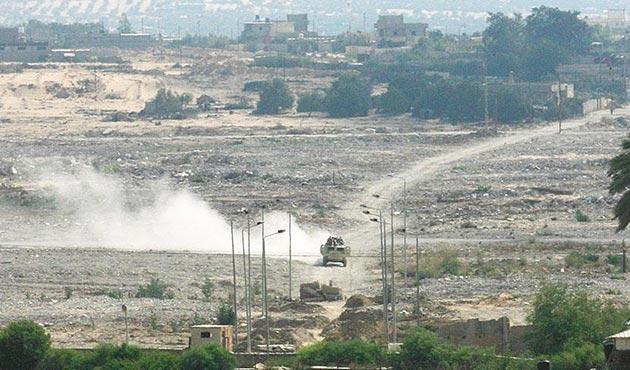 Mısır'da roket isabet eden evde 3 çocuk ağır yaralandı