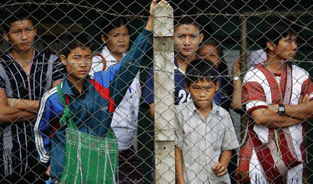 Güney Kore, 30 Myanmarlı sığınmacı alacak