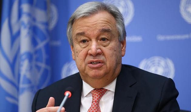 Guterres'ten O. Afrika'daki Müslümanlara şiddete karşı 'birlik' çağrısı