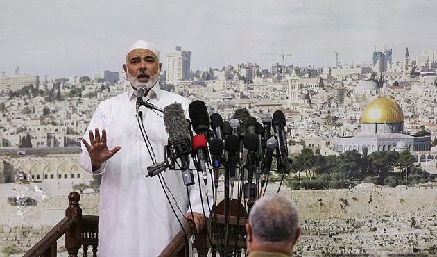Heniyye: Filistin halkı Aksa'nın koruyucusu olduğunu kanıtladı
