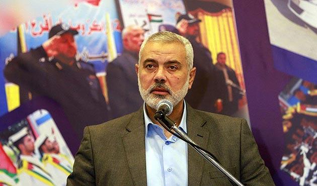 Hamas'tan geçici 'çerçeve yönetimi' toplantısı çağrısı