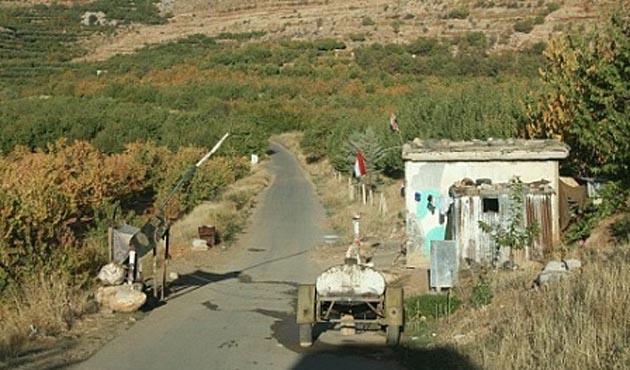 Lübnan-Suriye sınırındaki çatışmalar sona erdi