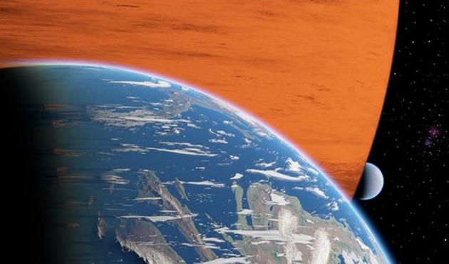 Güneş Sistemi'nin ötesinde ilk kez potansiyel bir ay keşfedildi