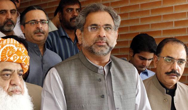 Pakistan geçici Başbakanı Şahid Hakan Abbasi