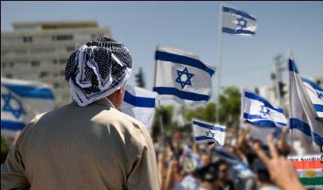 İsrail'in 'Kürt devleti sevgisi'