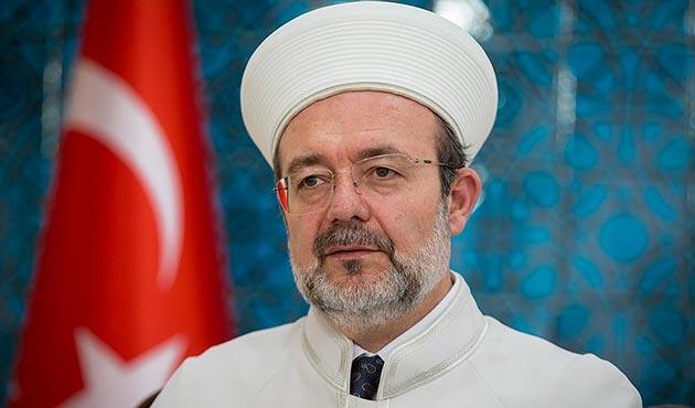 Diyanet İşleri Başkanı Mehmet Görmez emekli oldu