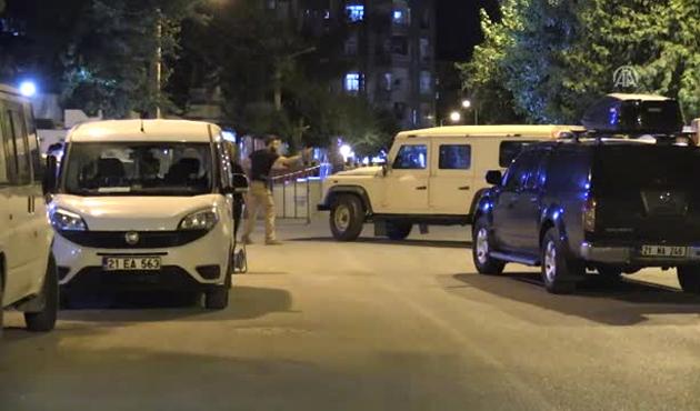 Diyarbakır'da ilçe emniyet müdürlüğüne saldırısına 3 gözaltı