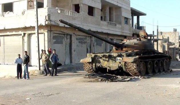 Rusya'dan 'Humus'ta ateşkes' açıklaması