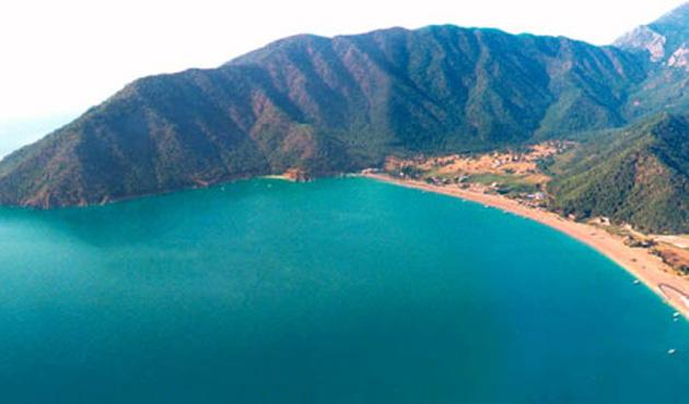 Antalya açıklarında 3,2 deprem