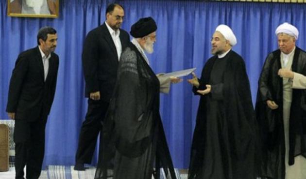 Hasan Ruhani resmen göreve başladı