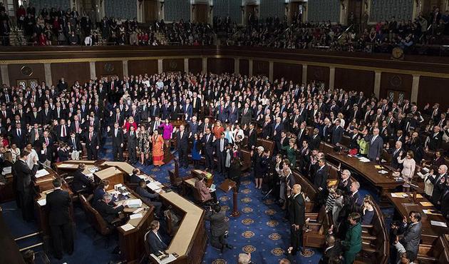 ABD Senatosu'ndan vergi tasarısına onay