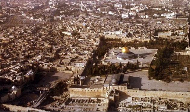Hamas'tan, İsrail'e karşı Mescid-i Aksa nöbeti