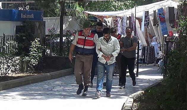 Çanakkale'de 54 yabancı uyruklu yakalandı