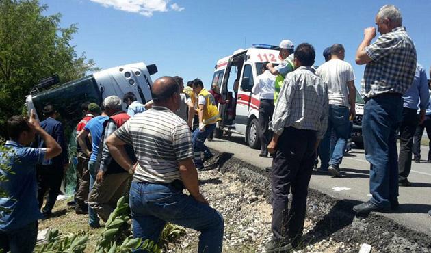 Karaman'da meydana gelen kazada 6 ölü