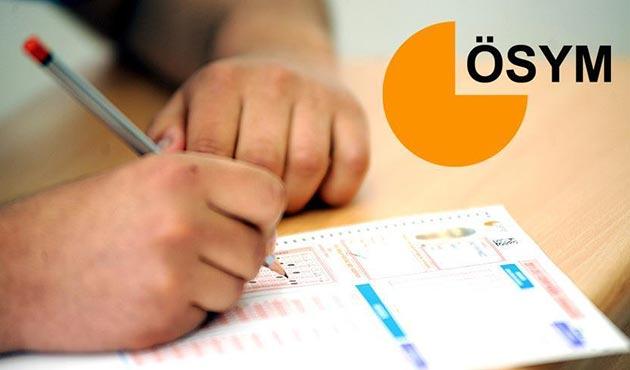 KPSS Öğretmenlik Alan Bilgisi Testi sonuçları açıklandı