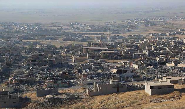 Irak'ta DEAŞ'tan kurtarılan bölgelere 2 bin yeni konut